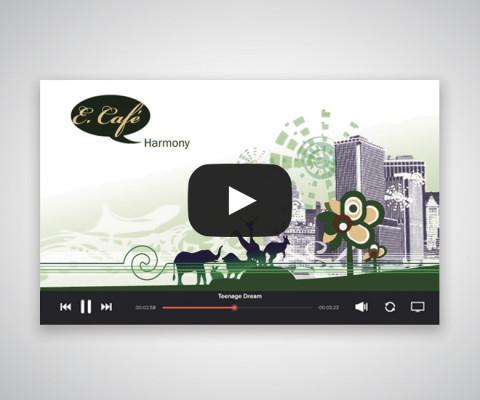 Video for E-Cafe Event