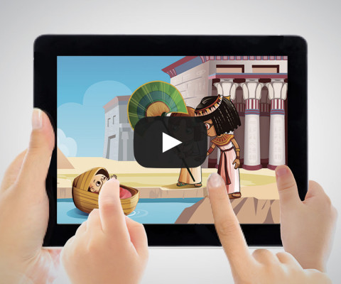 Book App Promotional Video