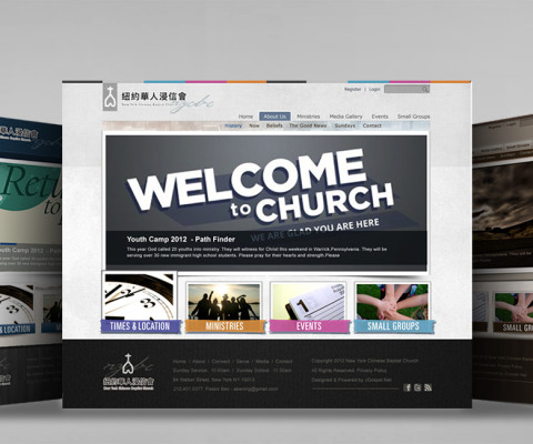 NYCBC – Church Website