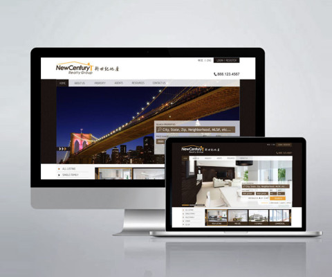 Realty Company Website